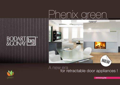 Bodart & Gonay - Catalogue Phenix green 2010