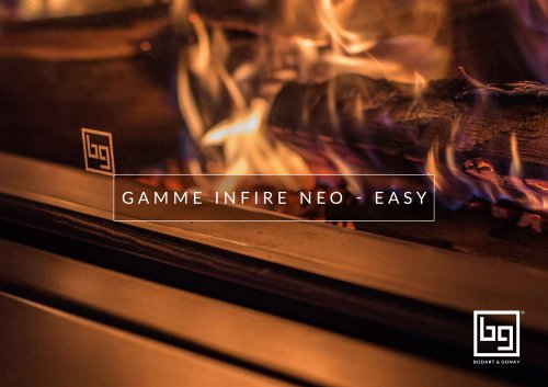 GAMME INFIRE NEO - EASY