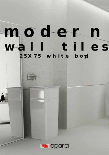 25X75 WHITE BODY