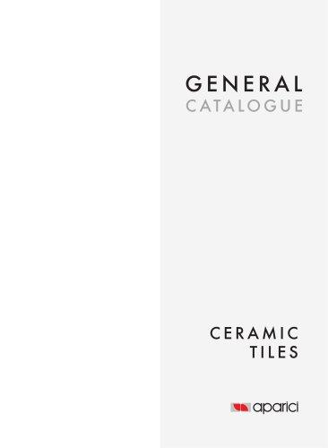 Ceramic General Catalogue 2018-2019