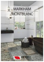 MARKHAM & MONTBLANC COLLECTION