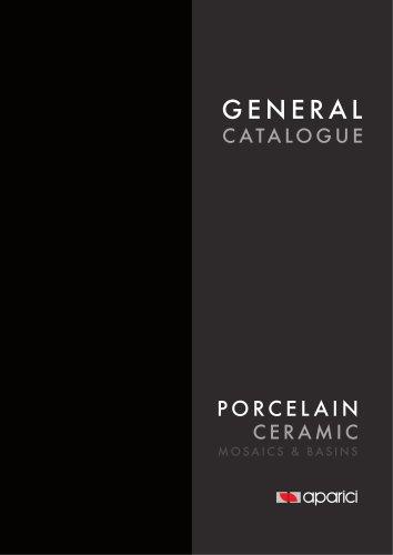 Porcelain General Catalogue 2018-2019