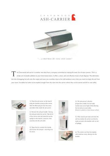 Accessoires:Charnwood Ash Carrier