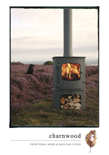 Charnwood. Exceptional Stoves & Fires