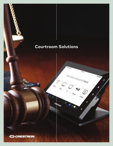 Courtroom Solutions