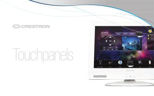 Creston Touchpanels