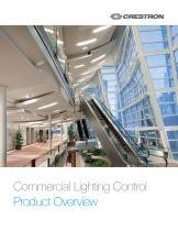 Crestron Lighting Control Product Line Overview