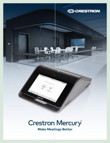 Crestron Mercury Brochure