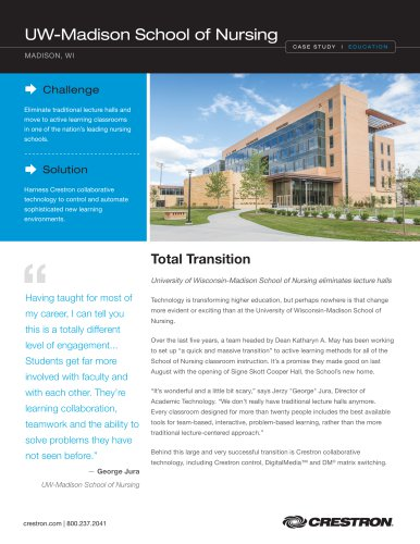 UW-Madison School of Nursing
