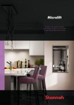 Microlift - Europe's most popular range of dumb waiters, ideal for use in all sorts of work and domestic environments