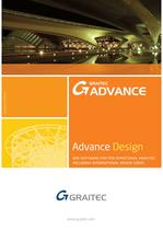 Advance Design Brochure