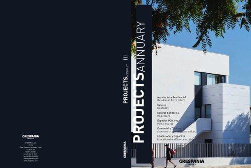 Catálogo Projects Annuary
