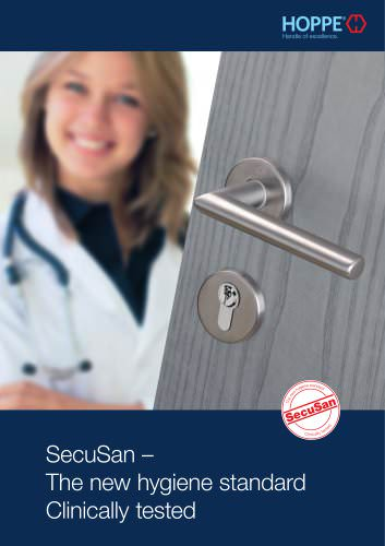 SecuSan : The new hygiene standard