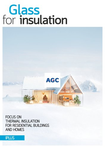 GLASS FOR INSULATION