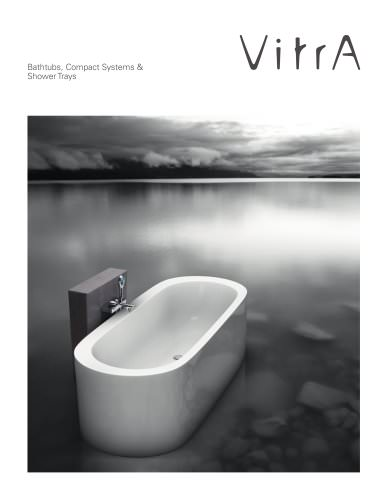 Bathtubs & Compact Systems & Shower Trays