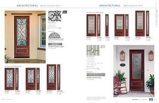 Fiberglass And Steel Exterior Doors Jeld Wen Pdf Catalogs Documentation Brochures