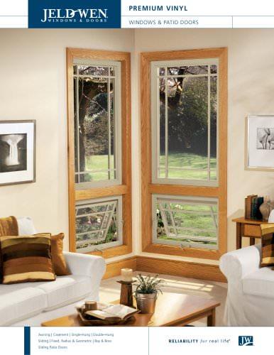 Premium Vinyl Windows and Patio Doors