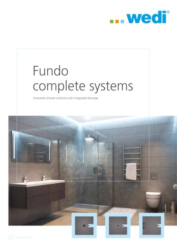 Fundo complete systems