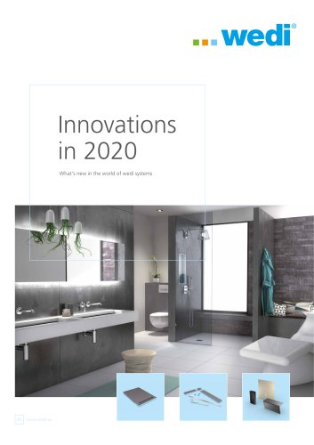 Innovataions in 2020