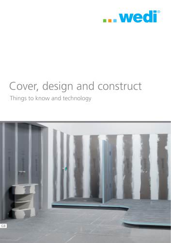 Things to know and technology - Cover, design and construct