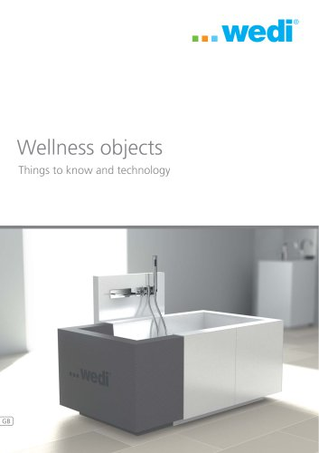 Things to know and technology - Wellness objects