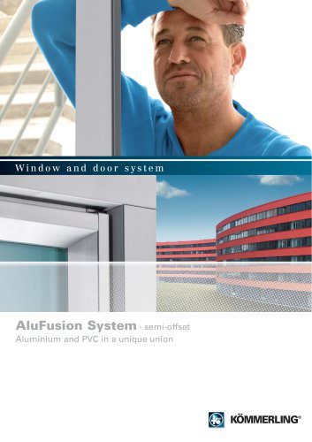 AluFusion System · semi-offset