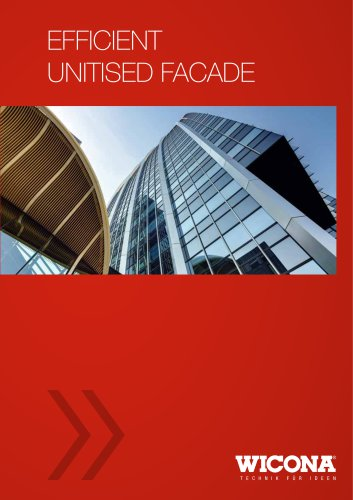 Brochure Unitised facade