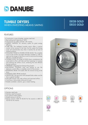 DD28 GOLD DD35 GOLD