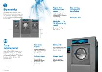 FRONT LOADING WASHER EXTRACTORS - 9