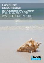 PULLMAN BARRIER WASHER EXTRACTOR - 1