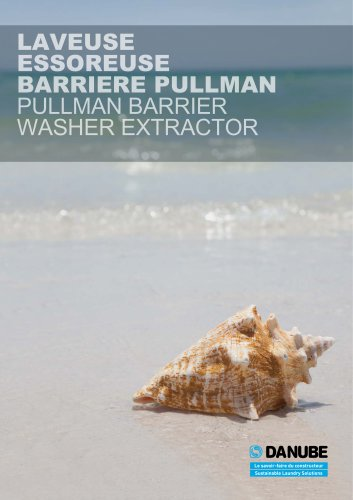 PULLMAN BARRIER WASHER EXTRACTOR