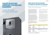 SALLES BLANCHES CLEANROOM - 2