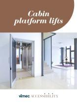 Vimec Cabin platform lifts