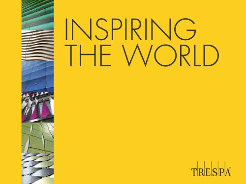 INSPIRING THE WORLD