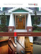 Classic-Craft® Premium Entryways
