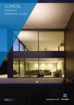 LUMEAL - The minimalist horizontal slider