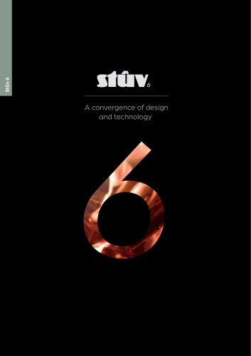 Catalogue Stûv 6