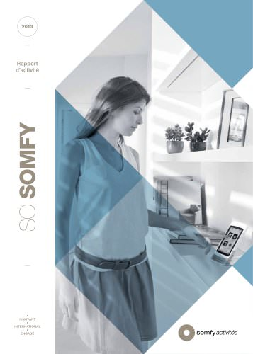 SOMFY CATALOG