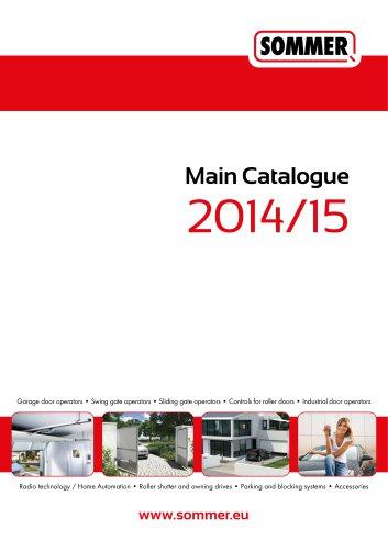 Main Catalogue 2014/15