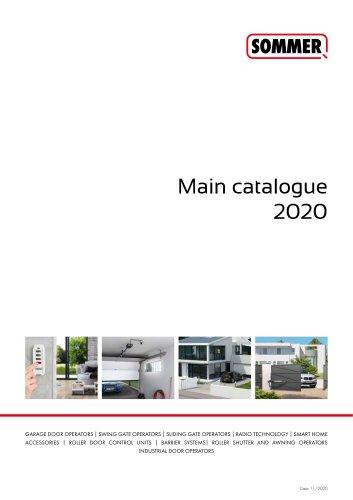 Main Catalogue 2020
