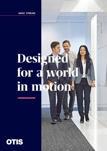 GEN2® STREAM - Designed for a world in motion