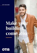 LINK ESCALATORS - Make your building come alive