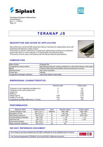 TERANAP JS