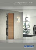 Door catalogue and glass solution -