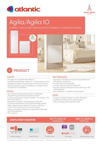 Agilia/Agilia IO