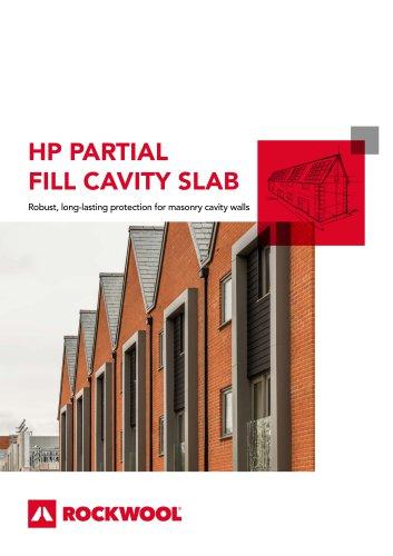HP PARTIAL FILL CAVITY SLAB