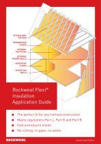 ROCKWOOL FLEXI® Application Guide