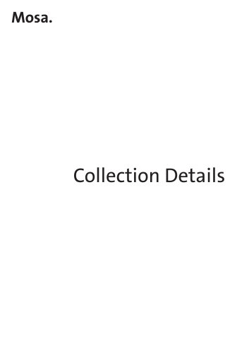 Collection Details
