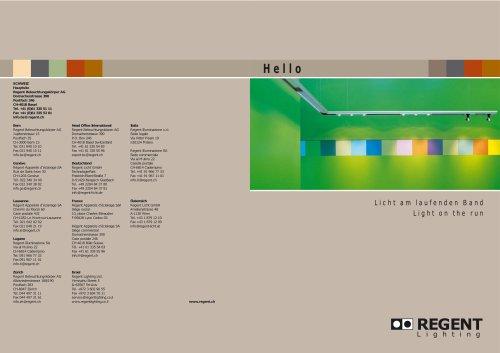Brochure Hello
