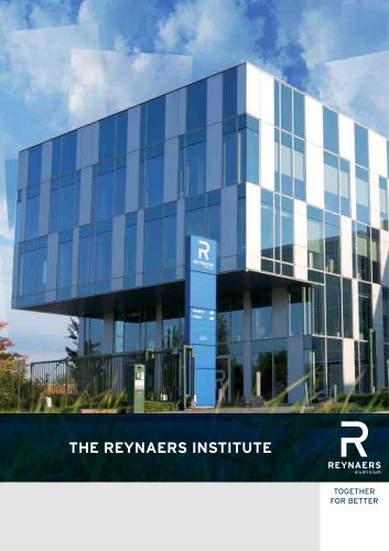 THE REYNAERS INSTITUTE